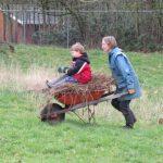 Work Party wheelbarrow