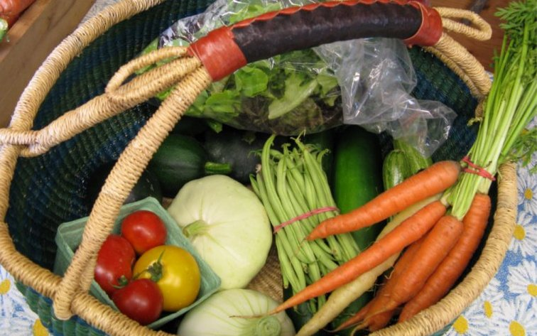 Farm Food Boxes 2015