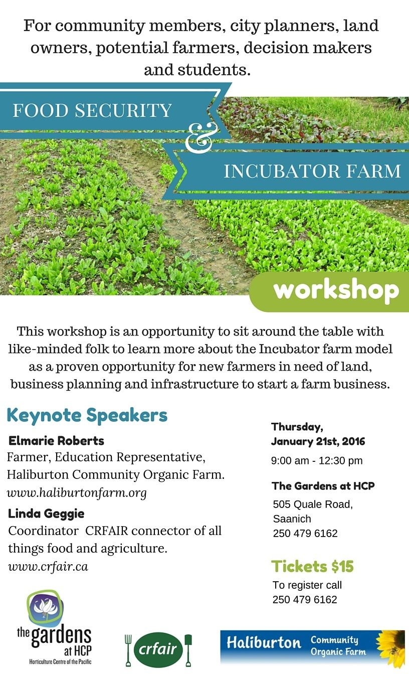 Incubator Farms