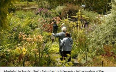 Explore: Seedy Saturday!